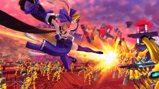 Fate-Extella-The-Umbral-Star-Action