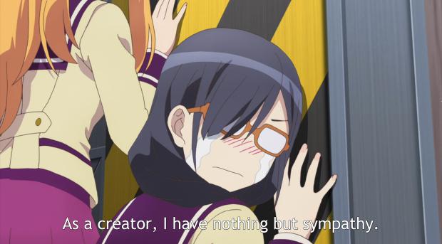 Anime-Gataris Nothing But Sympathy